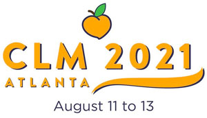 2021 CLM Annual Conference in Atlanta (August 11-13)